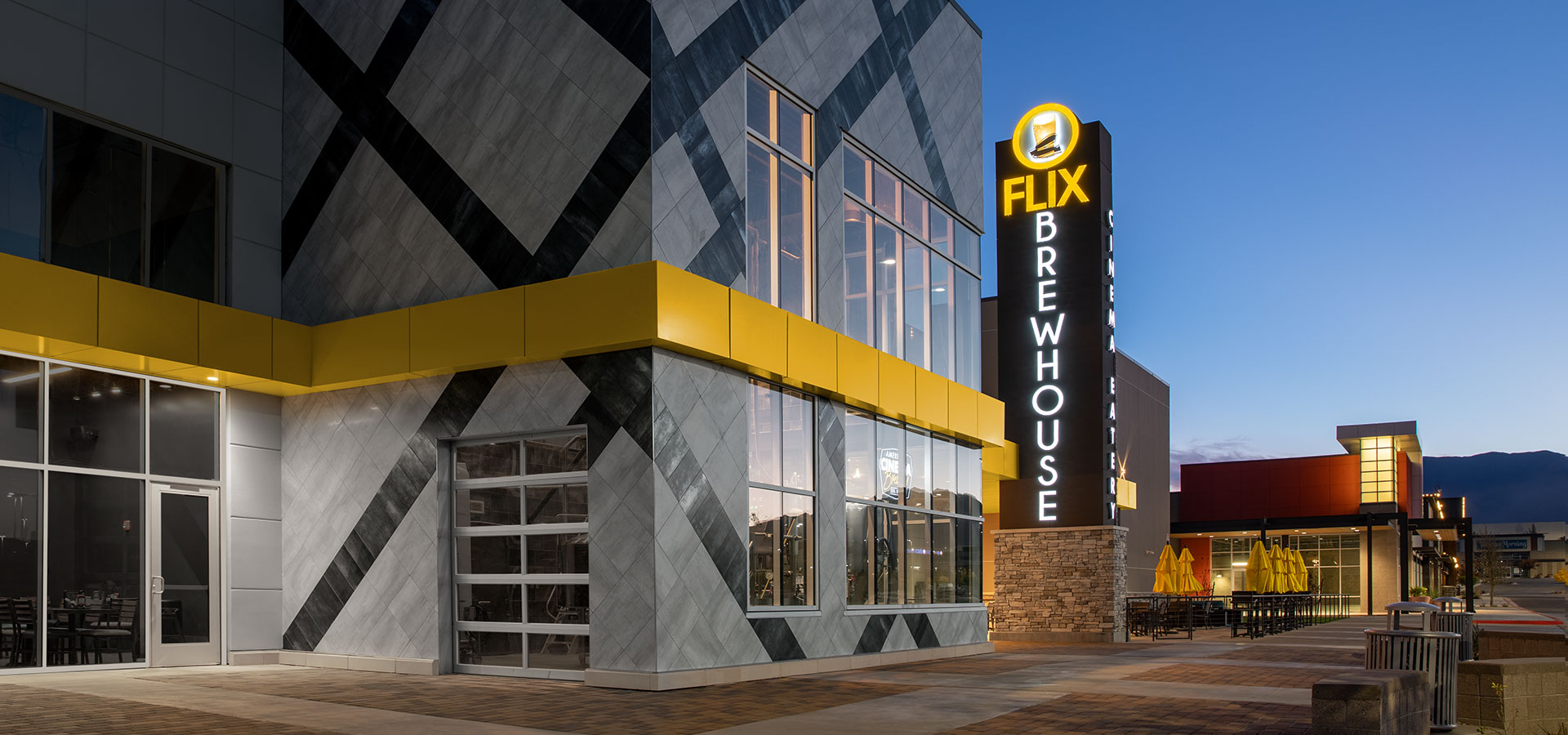 3rd Flix Brewhouse Opens in <br /> El Paso, Texas